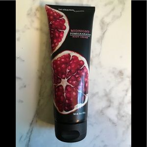 Bath And Body Works Midnight Pomegranate Cream